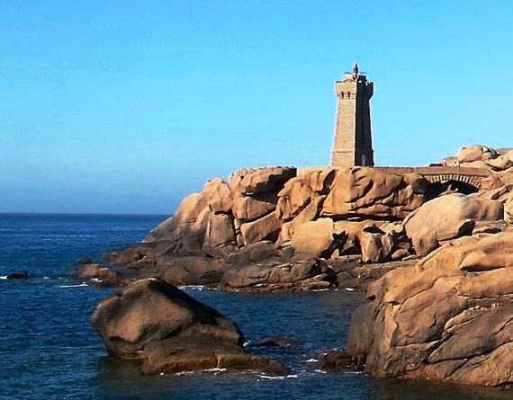 Photo du Phare de Ploumanac'h